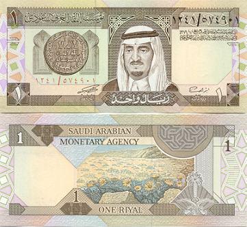 Saudi Arabia 1983 1995